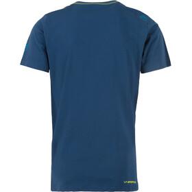La Sportiva Cubic - T-shirt manches courtes Homme - bleu